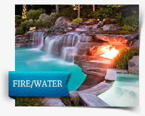 Fire and Water Feature Design