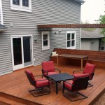 simple back deck
